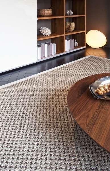 Alfombra de sisal. Diseño y calidad. www.tarimasdelmundo.com