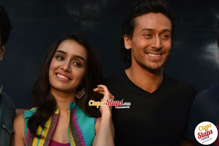 Tiger Shroff has something to say about his 'Baaghi' co-star