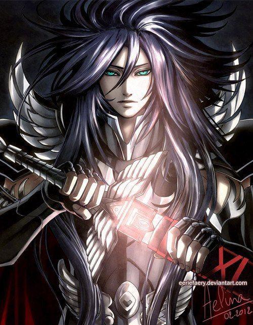 #Hades - #Saint Seiya                                                                                                                                                                                 Más