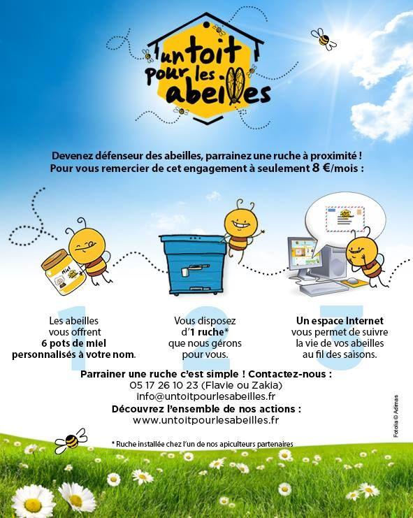 Syndrome d'effondrement des colonies d'abeilles En 2007, je regardais un film d'animation au cinéma : Bee movie, drôle d'abeille. Vous souvenez vous ? Je ne me souviens plus…
