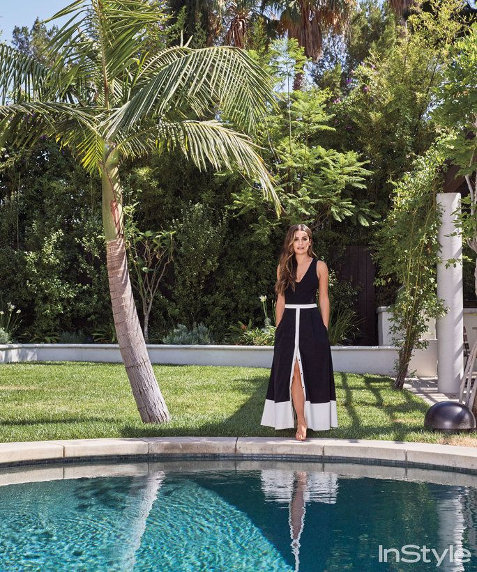 Tour Lea Michele's Airy L.A. Abode