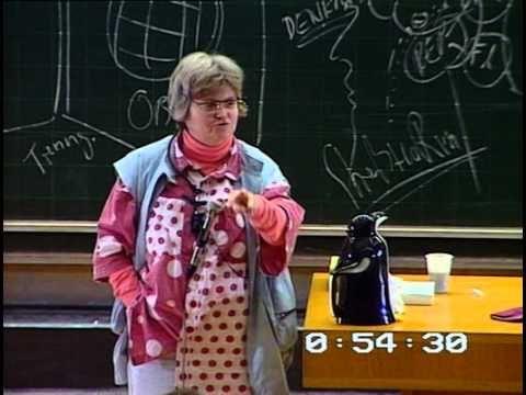 Vera F. Birkenbihl - Anti-Ärger Strategien - Wollen Sie sich weniger ärgern - Göppingen - YouTube