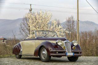 Lancia Aprilia Cabriolet – 1940