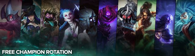 nice Free Champion Rotation, Week of April 4th