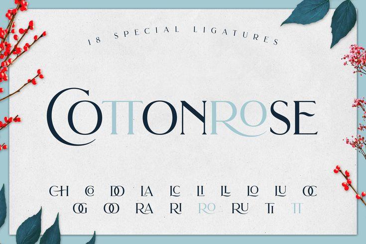 Brilon Font + Extras by Tobias Saul on @creativemarket