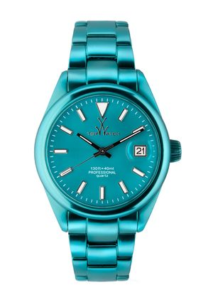 TOYWATCH Ladies Metallic Girlfriend Watch