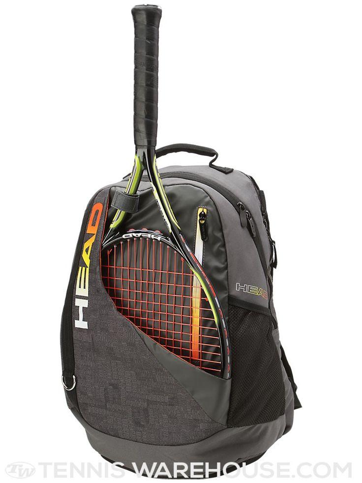 Head Radical Series Back Pack Tennis Bag