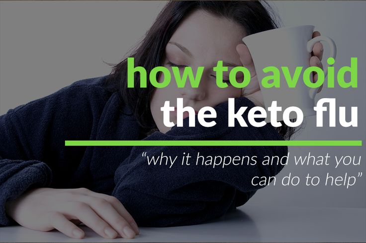 Symptoms of Keto Flu: Keto flu is the name given to a set of symptoms some people experience when first starting keto. It's not actually a flu and definitely not contagious, but it can become quite tiring. Keto flu symptoms are very similar to that of your regular flu and can last anywhere from a day to a few weeks! You may experience   fatigue headaches cough sniffles irritability nausea   Many people who experience these symptoms in the beginning of their ketogenic diet will believe the…