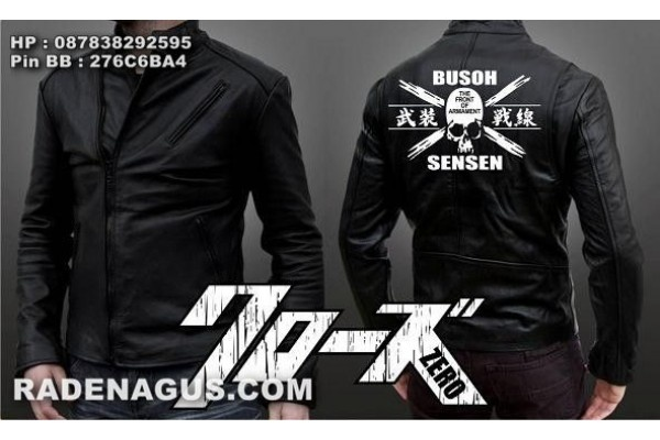 Jaket Crows Zero TFOA A6