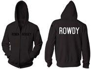 Ronda Rousey UFC 184 Walkout Hoodie