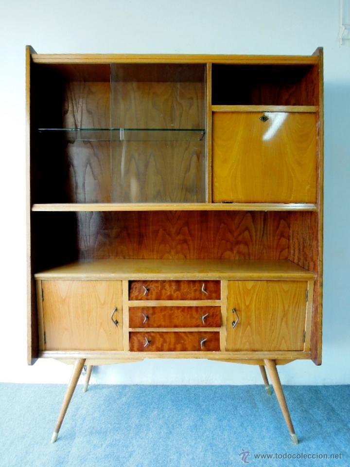 Mueble escandinavo vintage a os 60 coleccion vintage - Muebles anos 60 ...