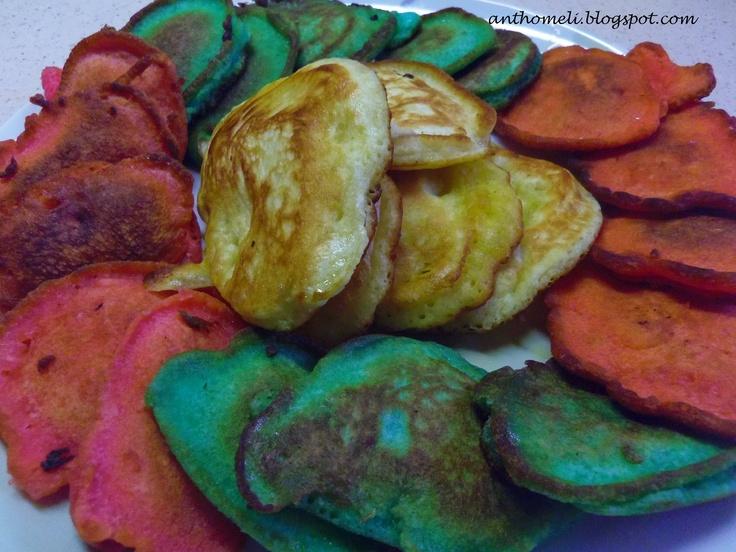 Ανθομέλι: Η παραλλαγή της τηγανίτας