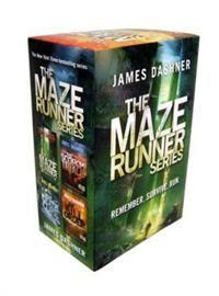 The Maze Runner Series (Heftet) fra Adlibris. Om denne nettbutikken: http://nettbutikknytt.no/adlibris/