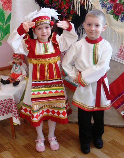 Картинки народные костюмы для детского сада, надписью