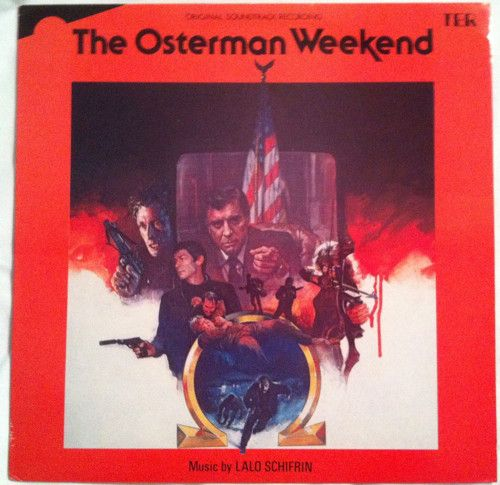 Lalo Schifrin - The Osterman Weekend (Original Soundtrack Recording): buy LP at Discogs