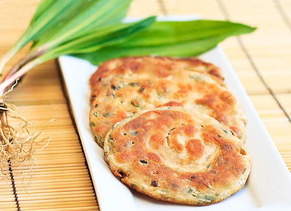 how to make chinese scallion pancakes