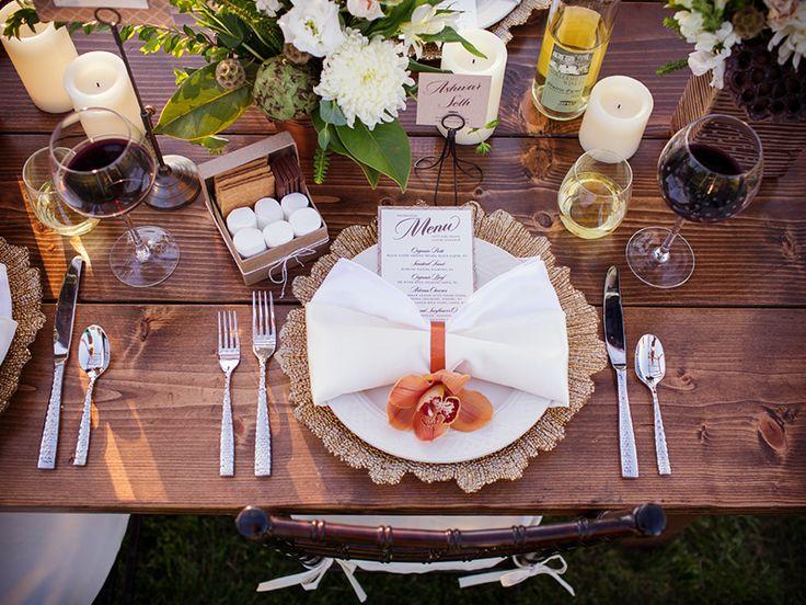 ゲストがときめく♡おしゃれな結婚式の席札アイディア画像まとめ | First Film[ファーストフィルム] | 結婚式のエンドロール・ムービー撮影