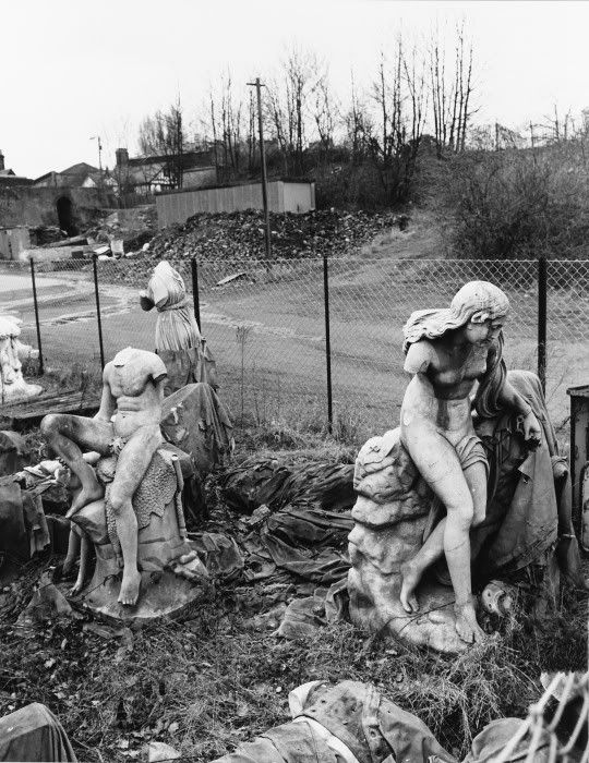 Unloved statues from Crystal Palace