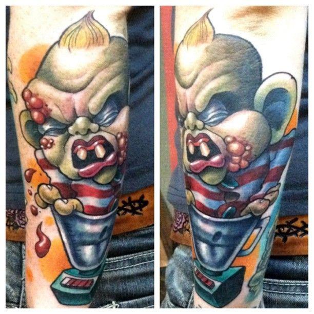 Marty Riet McEwen - Black 13 Tattoo by Black 13 Tattoo, via Flickr
