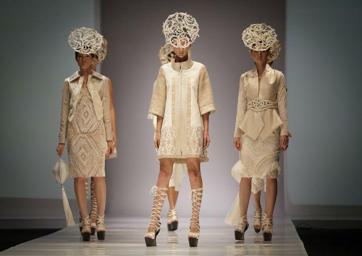 catwalk | Denny Wirawan - Bazaar Fashion Festival