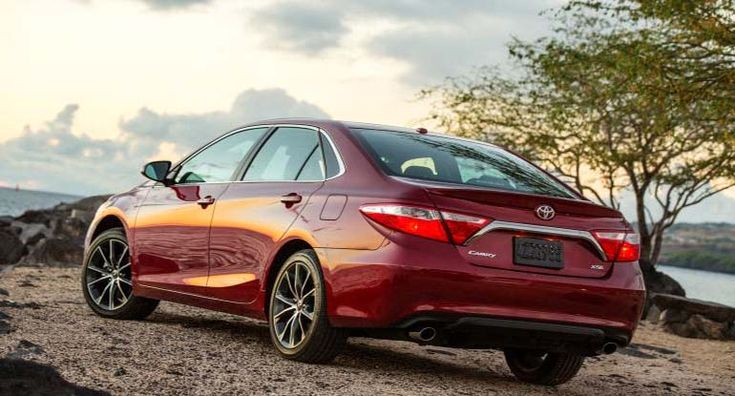 2015 Toyota Camry XSE pic