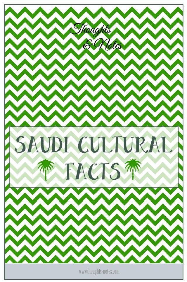 Saudi cultural facts pinterest riyadh saudi arabia thoughts-notes