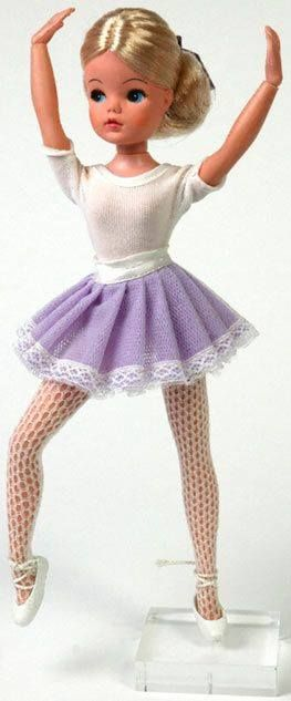 Did you ever have a Sindy doll like this?
