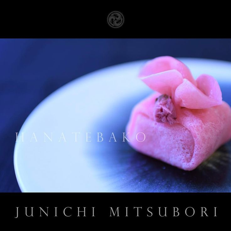 "1,395 Likes, 10 Comments - junichi mitsubori (@junichi_mitsubori) on Instagram: ""#一日一菓 #菓道 「 #花手箱 」 #wagashi of the Day #hanatebako #長明寺 製  本日は花手箱です。…"""