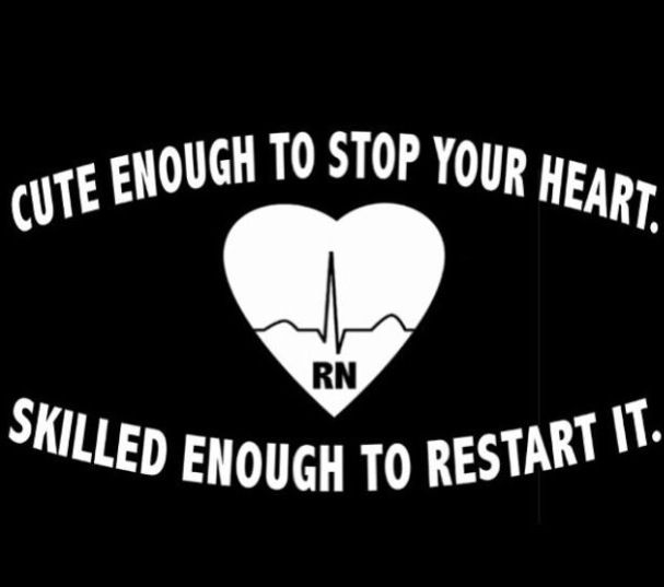 Cute Nurse Quote