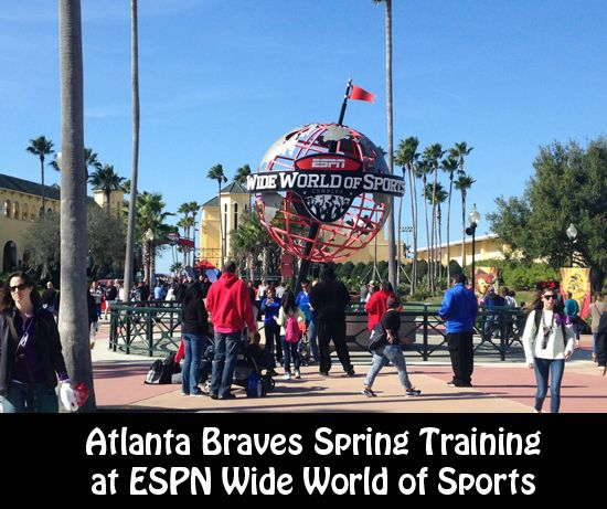 A look at the schedule for Atlanta Braves Springs Training games at Champion Stadium in ESPN Wide World of Sports, as well as pricing for tickets.