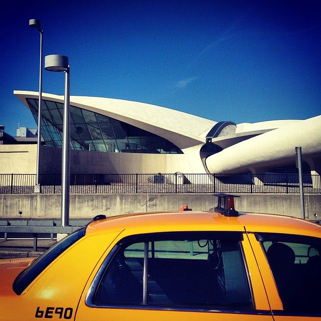 John F. Kennedy International Airport (JFK) in Queens, NY