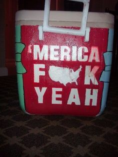 alpha sigma phi painted coolers - Google Search