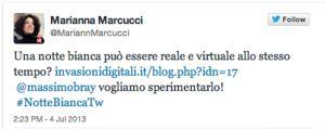 #NBTW e #invisibili - La Notte Bianca Digitale   twitteraturatwitteratura