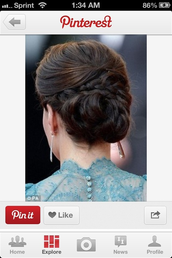 tiara hair styles 46 best special occasion styles images on 9111