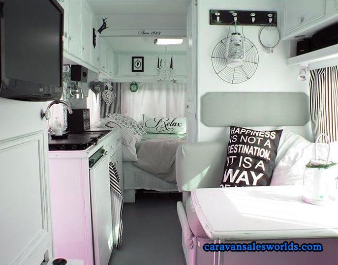Contemporary Caravan Interior Design | New and used RV caravans for sale.