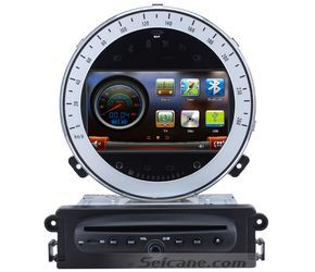 Top 2009 2010 2011 2012 2013 2014 2015 BMW Mini Cooper S D Touch Screen GPS Radio Navigation Audio System TV DVD Player Bluetooth Music USB SD AUX Backup Camera Steering Wheel Control iPod MP3