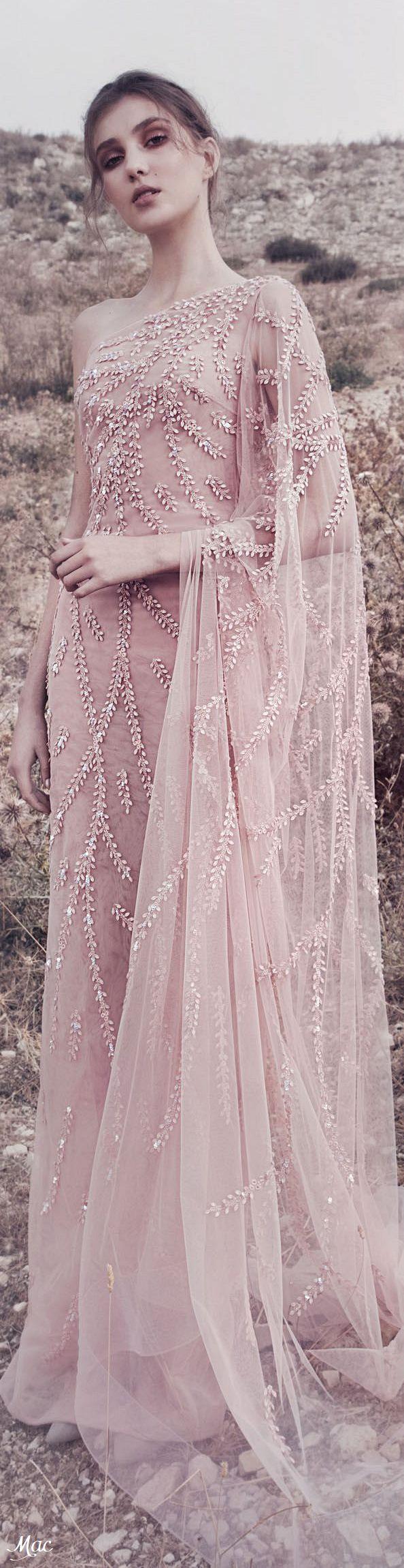 "Fall 2017 Haute Couture Rami Kadi ""Zephyr"" Collection"