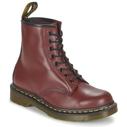 Μποτάκια / Low boots Dr Martens 1460 Red 350x350