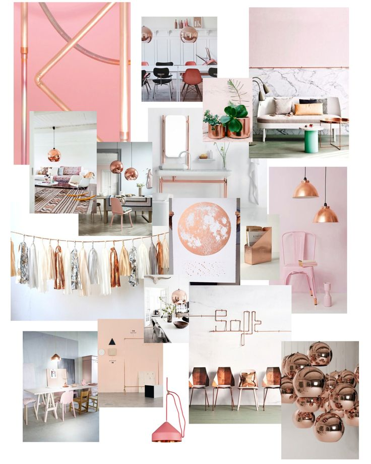 23 Best Copper And Blush Home Decor Ideas And Designs For 2019: 87 Best Find The Right Colors Images On Pinterest