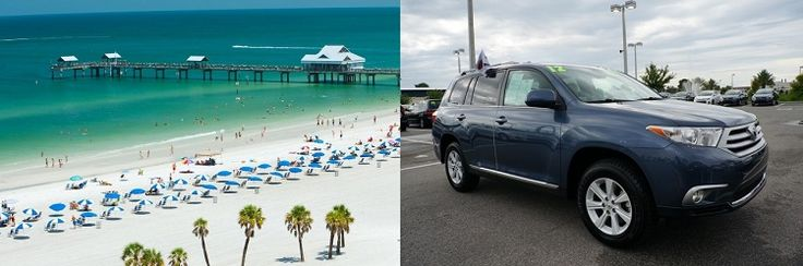 If you're headed to Clearwater Beach this summer why not take the family along? It's easier than ever in this used Toyota Highlander in Orlando!   http://blog.toyotaoforlando.com/2014/07/hit-top-ten-florida-beach-used-toyota/