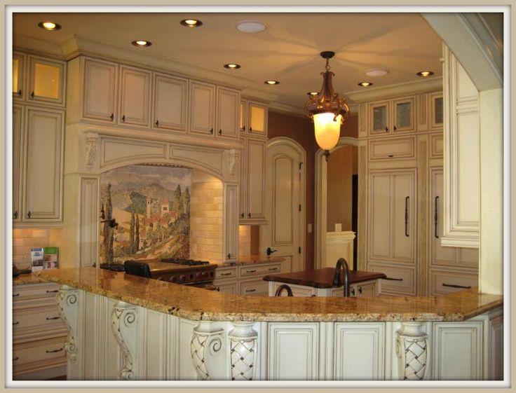 Old World Kitchens Custom Cabinets