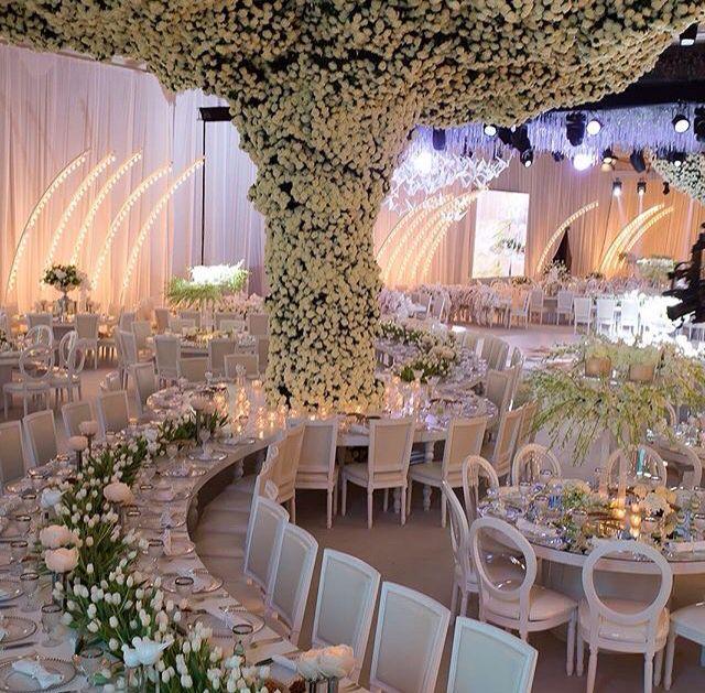 White weddings, Beirut