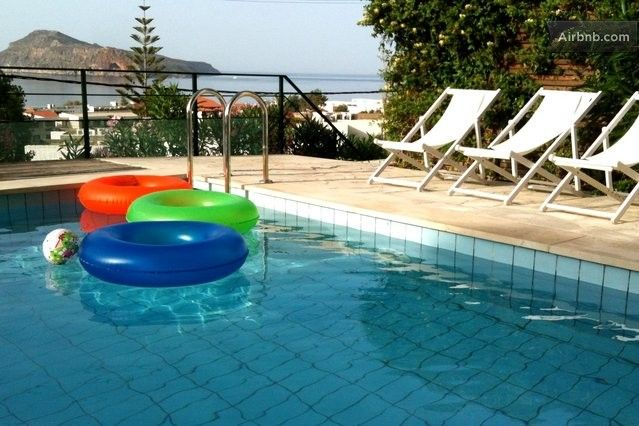 Pelagos Holidays big apt, seaview στην πόλη Platanias