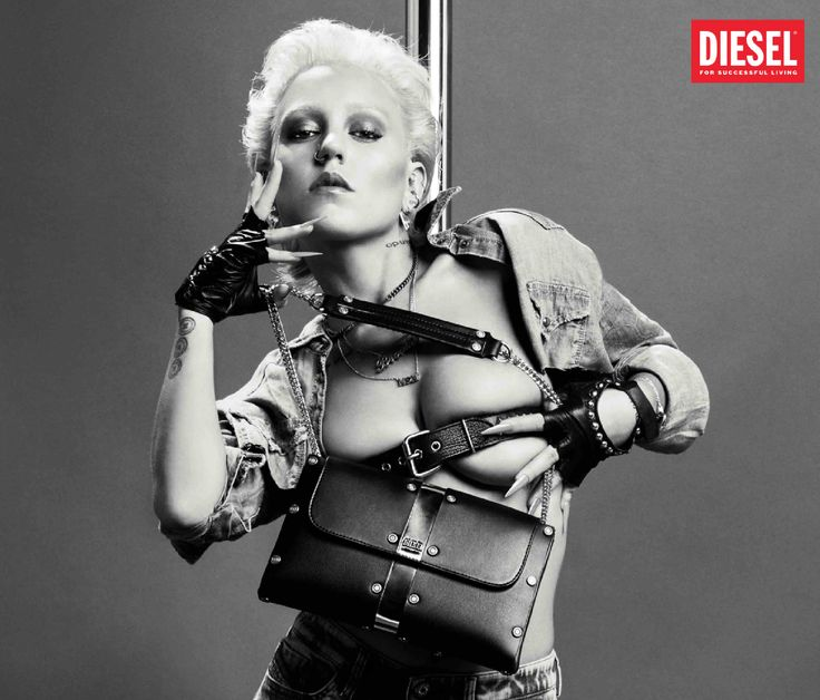 DIESEL ACCESSORIES FEATURING BROOKE CANDY | NICOLA FORMICHETTI