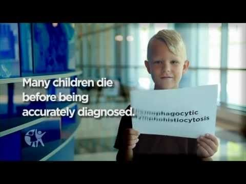 What is HLH (hemophagocytic lymphohistiocytosis)?  Watch this video as people at Cincinnati Children's try to say it and explain it.
