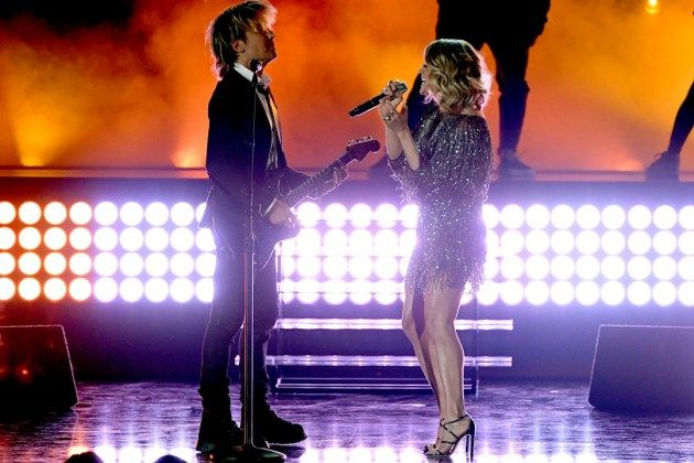 Country Music News | Keith Urban and Carrie Underwood - weather forecast in your city