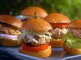 Southwestern Style Turkey Sliders. We made these for dinner tonight and they were delicious