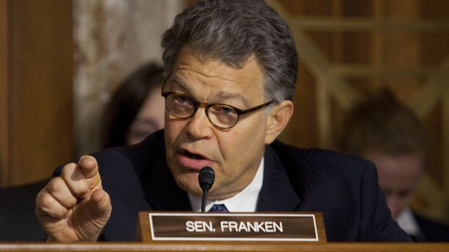 """Sen. Al Franken On Comedy, Trump And The 'Curdling' Of Washington"" -- Fresh Air -- As a former SNL cast member, Franken tends to see humor in politics. Despite this, he says his gut reaction to the Trump administration isn't levity: ""This guy is outside the norm in many ways."""