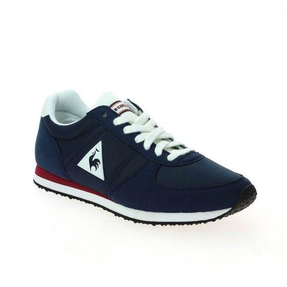 #Bessec Tennis #LE_COQ_SPORTIF BOLIVAR CLASSIC Bleu à 70€ disponibles sur www.bessec-chaussures.com !