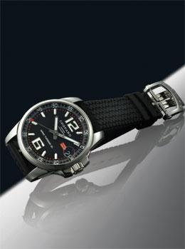 Chopard Mille Miglia automatic Gran Turismo XL on Rubber Strap. Available at London Jewelers!